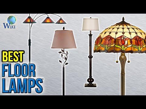10 Best Floor Lamps 2017