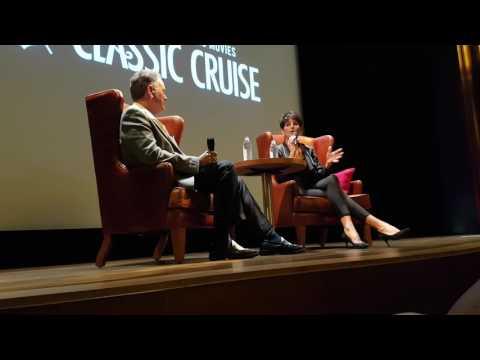 TCM Classic Cruise 2016: Lucie Arnaz on 'The Dark Corner'.