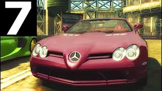 Need For Speed: Most Wanted Walkthrough Gameplay Part 7 (No Commentary Playthrough) (NFS MW 2005)