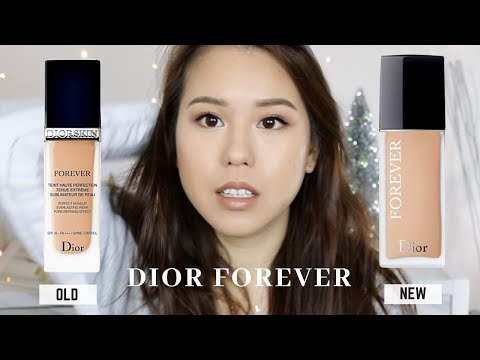 f0e385079e NEW* Dior Forever 24h* Wear High Perfection Skin-Caring Matte ...