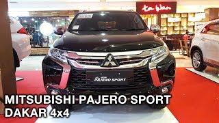 Video Mitsubishi Pajero Sport Dakar 4x4 CKD 2017 - Exterior and Interior download MP3, 3GP, MP4, WEBM, AVI, FLV Agustus 2018