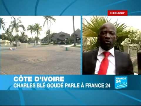 Entretien avec Charles Blé Goudé sur la crise en Côte d'Ivoire