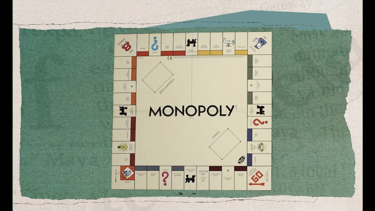 Elizabeth Magie And The History Of The Board Game Monopoly The Kid