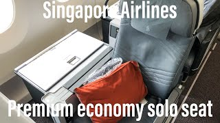 Singapore Airlines world