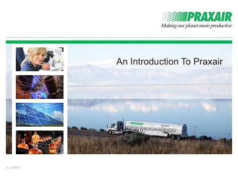 PRAXAIR - DEVELOPING YOUR IP AND STARTUPS THROUGH CORPORATE STRATEGIC ALLIANCES