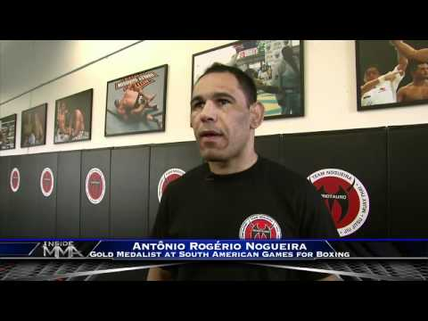 Ron Kruck Interviews Lil Nog, Rogerio Nogueira