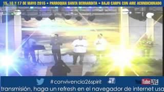 """Domingo, 17 de mayo de 2015 - 7ma Enseñanza Sr. Miguel Marzán """" El prójimo y el servicio a Dios"""""""