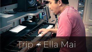 Trip (Ella Mai) - Piano Cover