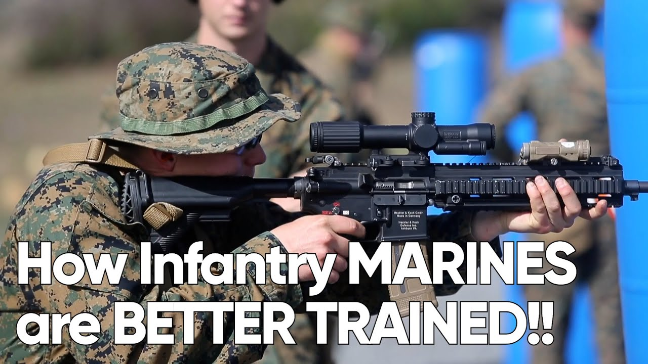 Download What is Marine Infantry Training course in San Diego! (Week 1-2)