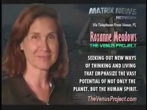 The Venus Project - The Matrix News Network, 2010
