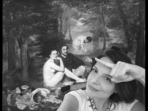 Viajando no Impressionismo | Manet, o pai do Impressionismo