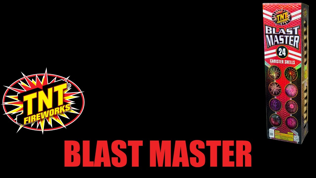 Blast Master - TNT Fireworks® Official Video