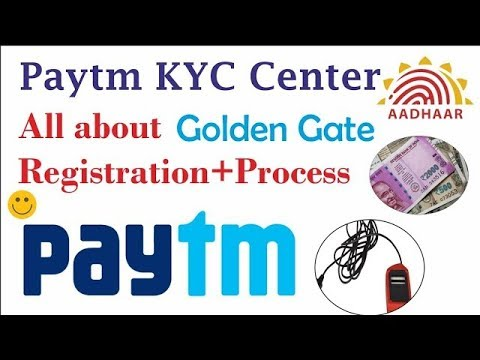paytm golden gate app for Paytm eKYC – Technical Panna