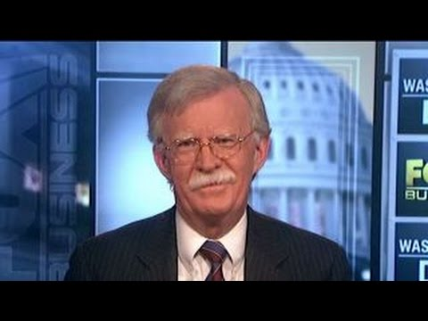 Amb. Bolton on potentially joining Trump's cabinet