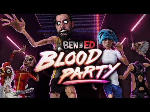 Ben and Ed - Blood Party PT#14 - Deu a grangrena no jogo