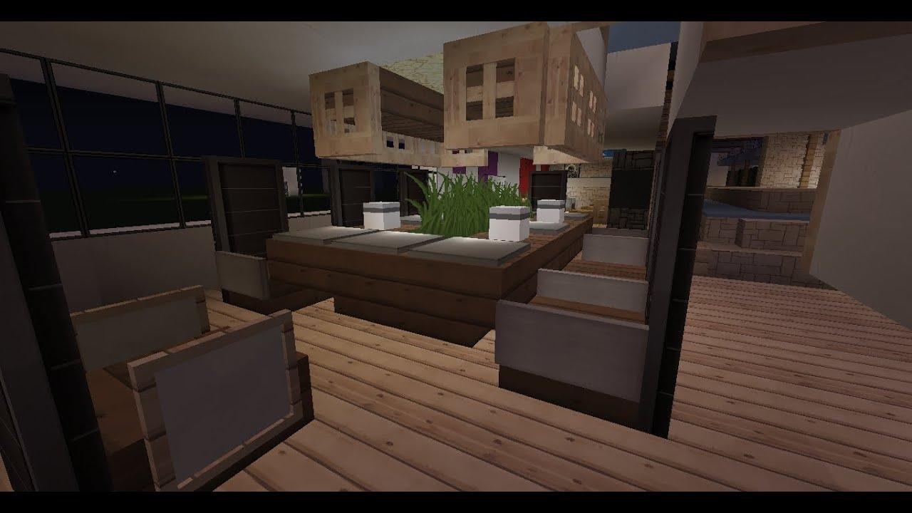 Minecraft chair designs  YouTube