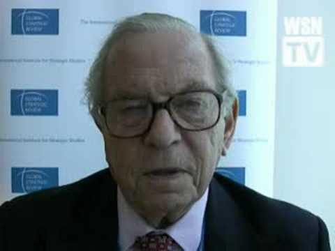 Prof. Sir Michael Howard On globalisation