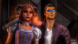 Saints Row: Gat out of Hell - All Cutscenes | Movie [HD]