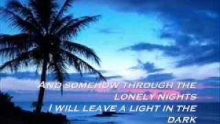 somewhere,somehow lyrics  michael smith and amy grant