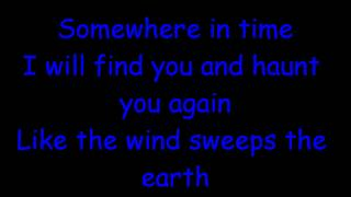 Kamelot - The Haunting  (Somewhere In Time) lyrics