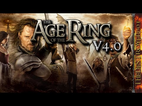 Age Of The Ring Mod V4.0 Multiplayer Livestream! [Aug. 31, 2019]