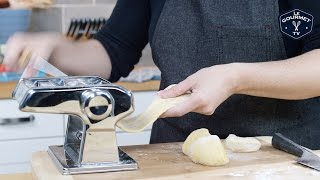 Fresh Homemade Pasta Dough Recipe - Le Gourmet TV 4K
