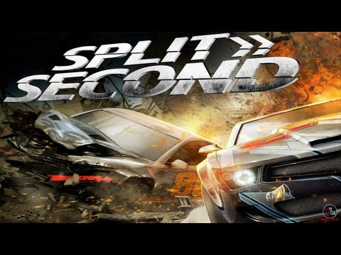 Split/Second Velocity - A Very Fun Racing Game |