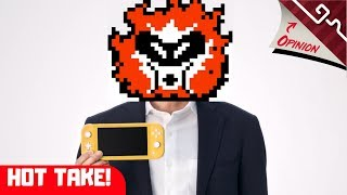 Download Nintendo Switch Lite HOT TAKE! Mp3 and Videos