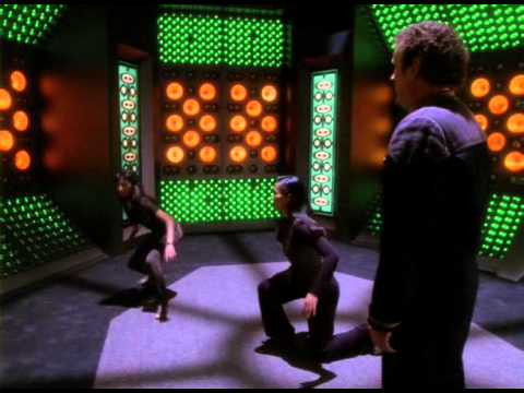 Molly's Bar  DS9 S6E24 Time's Orphan