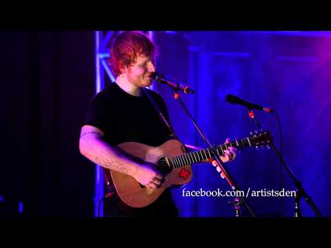 Thumbnail: Ed Sheeran - Wake Me Up (Live From The Artist's Den)