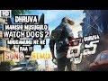WATCH DOGS 2 - DHRUVA Manishi musugulo Song Remix