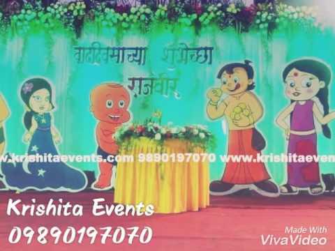Birthday Theme Decoration Pune