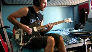 Arch Enemy - Through The Eyes of a Raven (guitar cover)