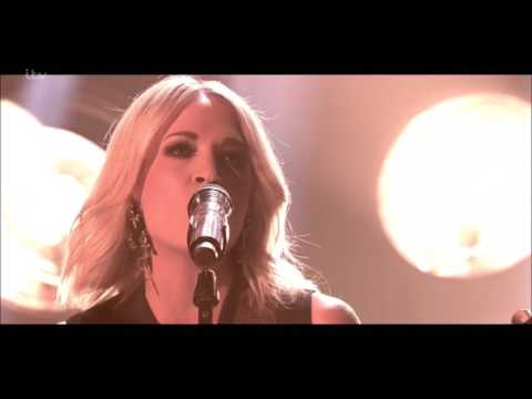 Carrie Underwood - Smoke Break (The Jonathan Ross Show 2016)