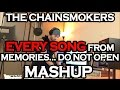 The Chainsmokers - EVERY SONG from Memories... Do Not Open - Mashup Cover (Justin Tyler)
