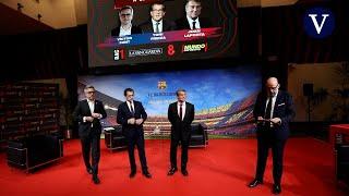 Así ha sido el debate de las elecciones del FC Barcelona