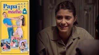 María sale de la cárcel | Papá a toda madre - Televisa