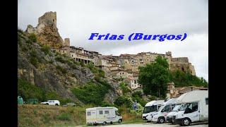 Frías (Burgos) en autocaravana