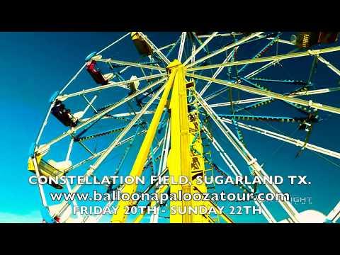 Balloonapalooza Fall Fest | SUGAR LAND, TX