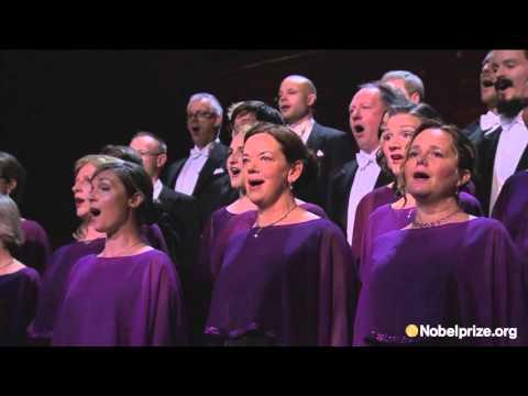 The Gustaf Sjökvist Chamber Choir...