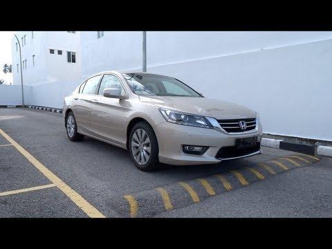 2013 Honda Accord 2.0 VTi-L Start-Up And Full Vehicle Tour