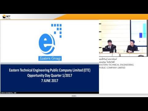 OppDay 1Q2017_ETE