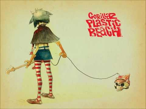 Gorillaz - Welcome To The World Of Plastic Beach Ft. Snoop Dogg With Lyrics