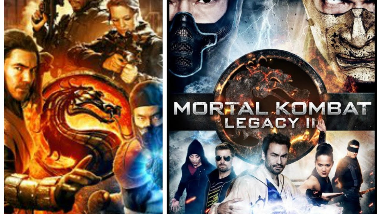 Terribly Fun Films Reviews - Mortal Kombat: Legacy 1 & 2 (Dragon Con  Countdown!)