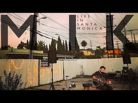 MIK - I FALL - Live in Santa Monica (Don't tell Comedy Show)
