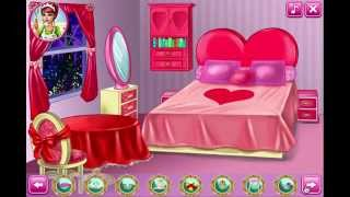 Игры Свадьба Барби интерьер (Barbi Wedding Room)