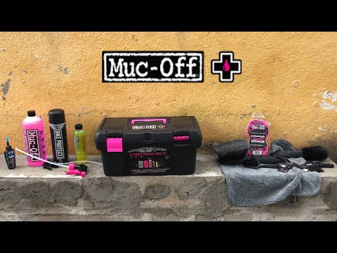 Muc-Off Ultimate Bicycle Cleaning Kit in Test