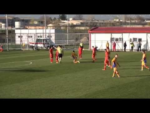 FYR Macedonia U19 - Romania U19