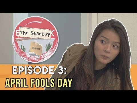 The Start-Up: 'TSL Gets April Fool's Pranked' - A TSL Web-Series