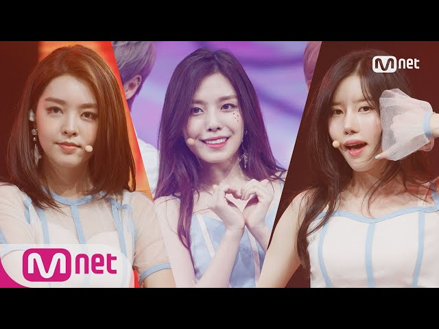 [Berrygood HEARTHEART - Crazy, gone crazy] KPOP TV Show | M COUNTDOWN 180524 EP.571